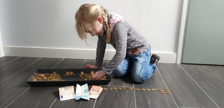 Rekenen met geld Oefenen Rekenen Huiswerk Werkblad Squla Bijlesmeester Baissschool Groep 12345678
