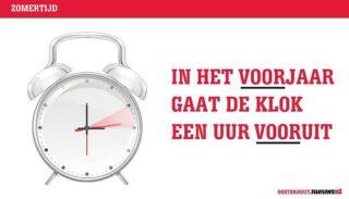 ⌚⏰Niet vergeten de klok te verzetten⏰⌚  #Ezelsbruggetje #klokverzetten #zomertijd   www.lerenvanatotz.nl/bewegendleren klokkenles