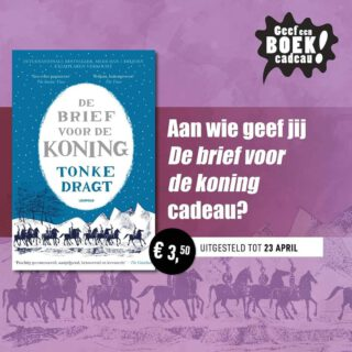 Vandaag start de actie @geefeenboekcadeau  Koop deze klassieker voor maar €3,50 bij jouw lokale boekhandel.   @bruna_nederland #leesplezier #leesbevordering