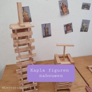 🏗️ REKENCIRCUIT🏗️ Het rekencircuit bestaat o.a. uit het nabouwen van Kaplafiguren. Als een figuur af is tekenen de leerlingen het af op de bijgevoegde aftekenlijst.   Dit is te downloaden op een Franse site. De woorden heb ik er afgeknipt. Onze leerlingen kunnen nog geen Frans😉 http://alabi.free.fr/fiches_jeux_de_construction_639.htm Link komt vanavond in bio. Of check Facebook @lerenvanatotz  #bouwen #aanzichten #rekenen #lerendoortedoen   www.lerenvanAtotZ.nl