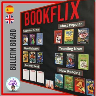 Even lekker 'Bookflixen' i.p.v. stillezen.  #netflix #lezen #leesbevordering #boekpromotie