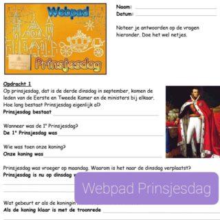 🤴 WEBPAD PRINSJESDAG 👑 Zeer informatief en leuk om te doen. Bekijk de filmpjes en/of websites en maak de vragen. Door dit webpad te doen leer je veel over Prinsjesdag. Eventueel ook klassikaal in te zetten. Gemaakt door meester Jack.  https://webpad-prinsjesdag.yurls.net/nl/page/652295  #betekenisvol #lerenindepraktijk #prinsjesdag #troonrede #bovenbouw #bovenbouwwereld