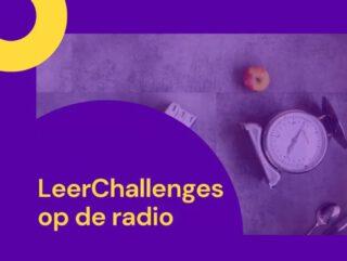 Ik had een interview op #omropfryslan over de #LeerChallenges te beluisteren op www.lerenvanatotz.nl